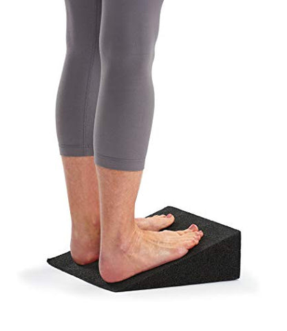 OPTP Slant (Pair) - Foam Incline Slant Boards for Calf, Ankle and Foot Stretching