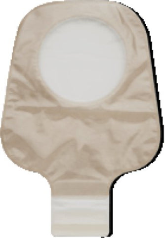Hollister New Image Two-Piece Drainable Pouch with One Sided ComfortWear Panel and Lock N Roll Microseal Closure 2-1/4