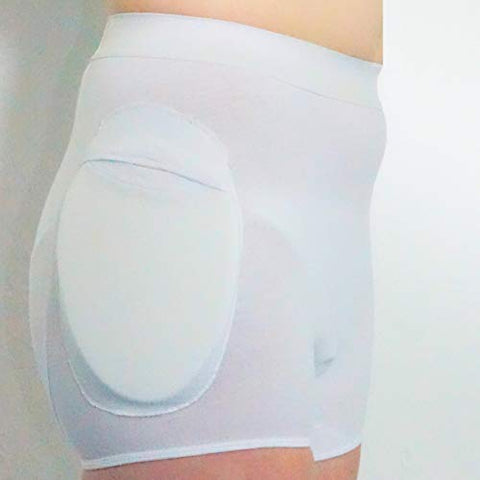 SafetySure Hip Protector, Small, White
