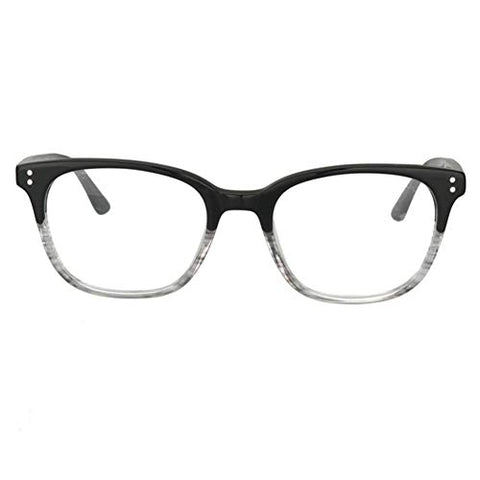 QQAA Progressive Reading Glasses Men and Momen Intelligent Multi-Focus Auto Zoom,Fashion Style Round Loupe Glasses,Suitable for Reading/Running
