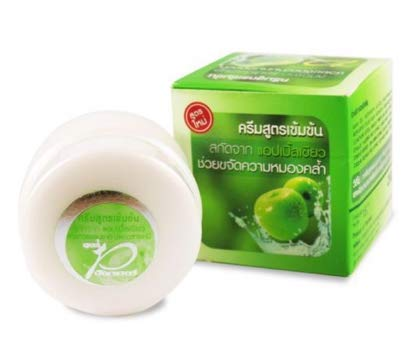 Dr.P Green Apple Concentrate Cream helps to eliminate dullness 15g. by ATC