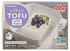 Mori-Nu Silken Tofu, Lite Firm, 12.3 Ounce (Case of 24)