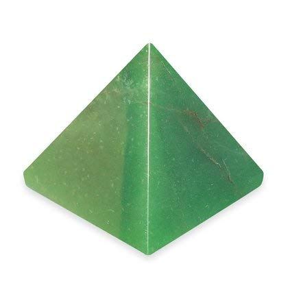 CrystalAge Green Aventurine Pyramid - YAX5 - Large