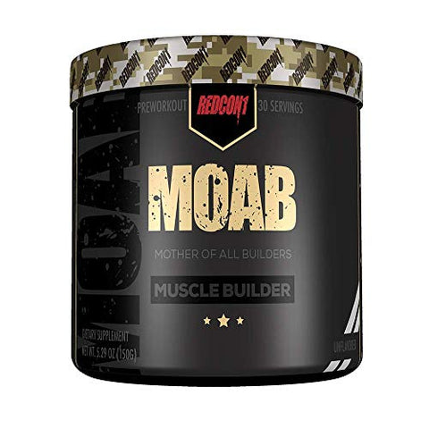 Moab - Muscle Builder (Unflavored)