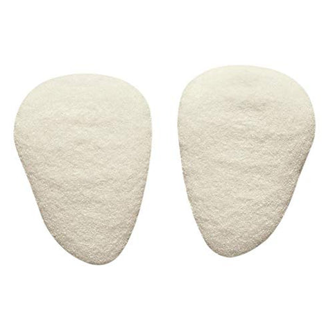 HAPAD Metatarsal Pads, Medium, 5/16 inch Thick, case of 12 Pairs