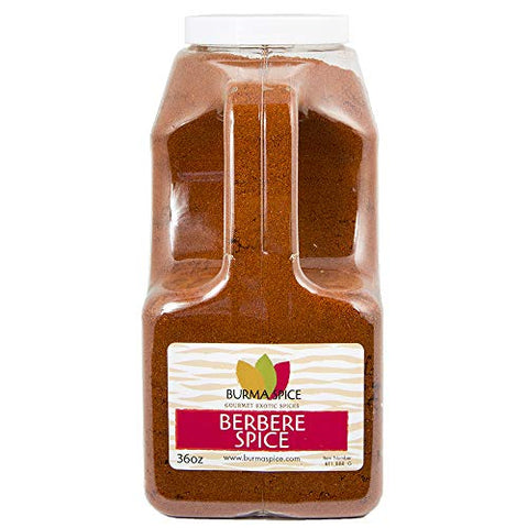 Berbere Spice | Ethiopian Seasoning Blend | Wonderful Seasoning for any Dish 2.25 lbs.
