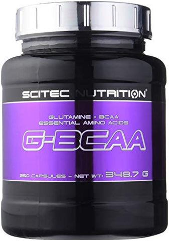 Scitec Nutrition BCAA-250Capsules by Scitec Nutrition