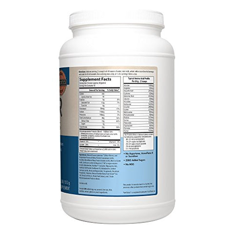 MRM All Natural Gainer - Vanilla - 3.3 lbs