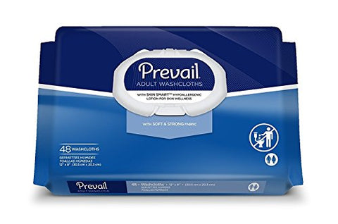 MCK71713101 - Personal Wipe Prevail Soft Pack Aloe / Vitamin E Scented
