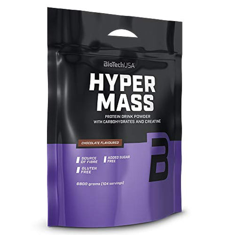 Biotechusa Hyper mass 5000 Weight Gainer Mass 1000g - Vanilla by BiotechUSA