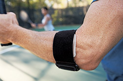 ACE Elbow Strap, Adjustable, America's Most Trusted Brand of Braces and Supports, Money Back Satisfaction Guarantee