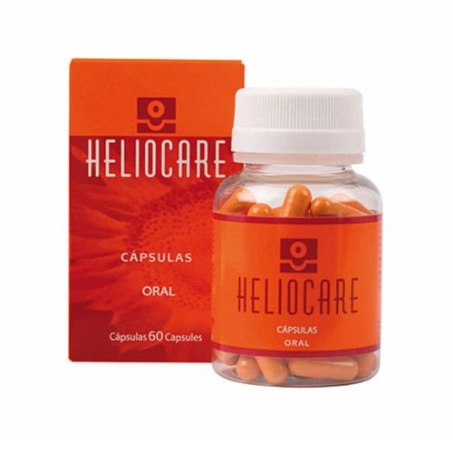 Heliocare Antioxidant Sun Pills Melora Aestheticare 60 Caps Fast Shipping