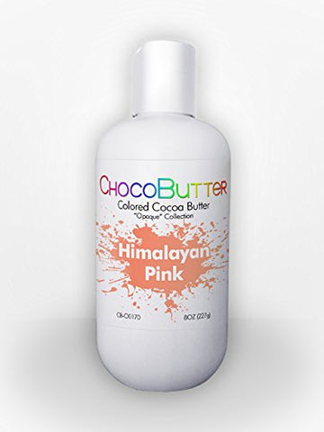 Himalayan Pink - Colored Cocoa Butter