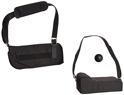 Medline Shoulder Immobilizer with Abduction Pillow, Large