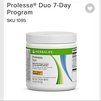 Prolessa Duo 7-Day Program