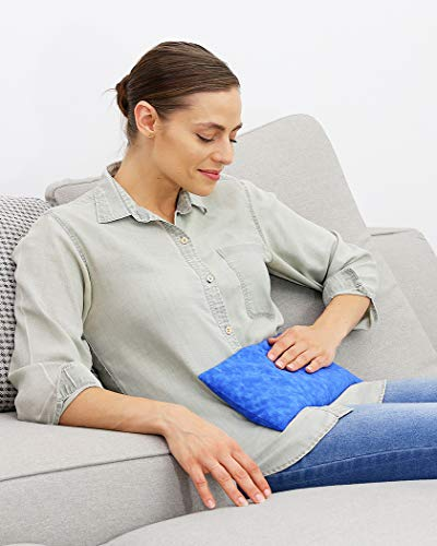 Nature Creation Microwave Heating Pad | Portable Heating Pack For Cramps, Arthritis, Joints Pain, So