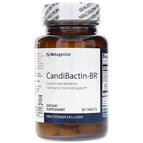 Metagenics - Candibactin-BR - 90 Tablets [Health and Beauty]