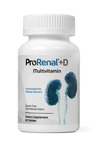 ProRenal+D Kidney Multivitamins 90-Day Supply