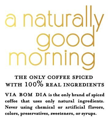 100% Naturally Flavored Coffee, Cinnamon Chocolate, Ground Coffee + Real Cacao Nibs & Cinnamon (no artificial flavors!), 12oz