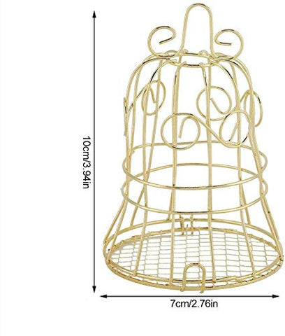 LIMINGZE Candy Boxes Birdcage Appearance Decorative Candy Box Wedding Decorations Christmas Accessories