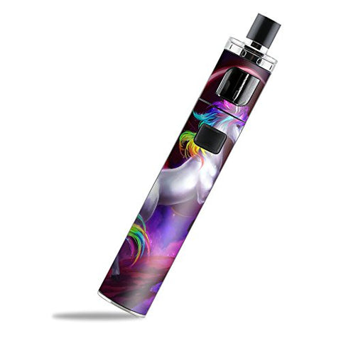 Skin Decal Vinyl Wrap for Aspire PockeX AIO Kit Vape skins stickers cover/Unicorn Rainbows Space