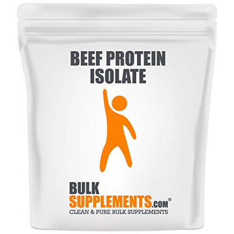 Bulksupplements Paleo Beef Protein Powder Isolate (250 Grams)