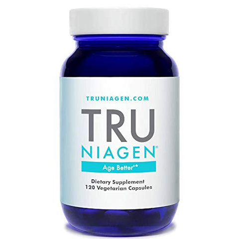 Tru Niagen Nad+ Booster Supplement For Cellular Repair & Energy Metabolism (Nicotinamide Riboside)