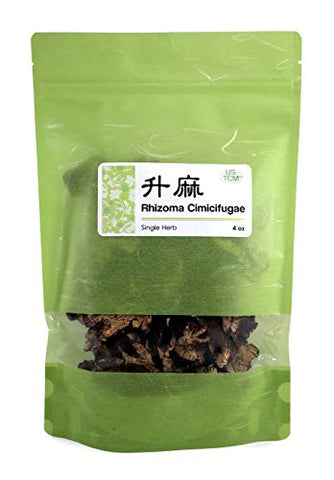 New Packaging Rhizoma Cimicifugae Sheng Ma ?? 4 oz