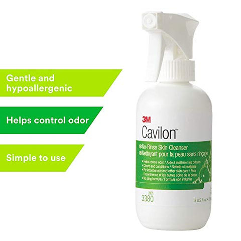 3M Cavilon Liquid Antiseptic Soap 8oz 1/EA
