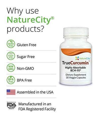 True-Curcumin with Turmeric Essential Oil & BCM-95 - Joint + Cognitive & Joint Support (3)