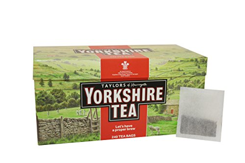 Taylors of Harrogate Yorkshire Red, 240 Teabags