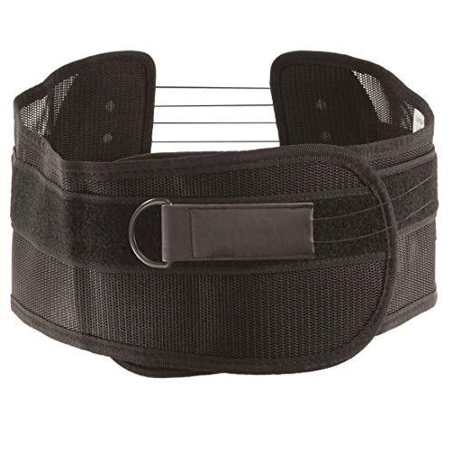 Ottobock The S.P.I.N.E. Adjustable Lower Back Brace with Pulley System - Lumbar Back Support Belt for Men and Women - Compression to Relieve Lower Back Pain & Spine Pressure, Small