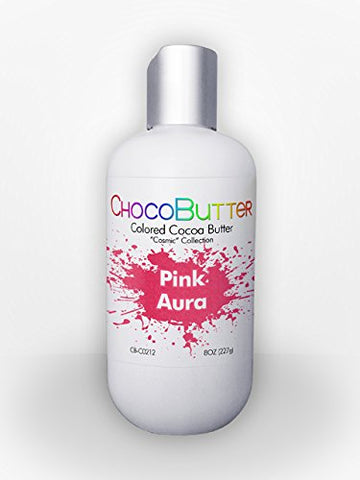 Pink Aura - Colored Cocoa Butter