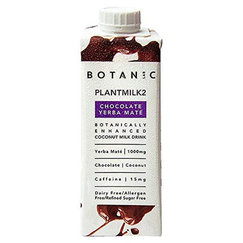Botanic Lab Plant Milk Chocolate & Yerba Mate 2 - 250ml (8.79 fl oz)