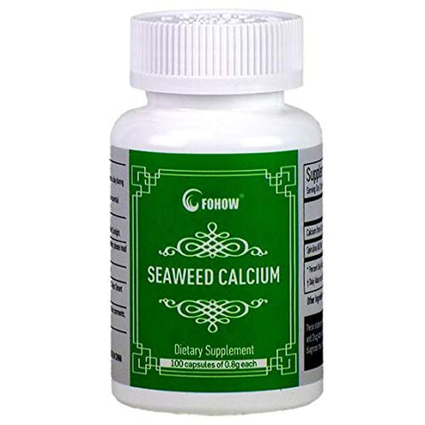 Highly absorbable Seaweed Calcium
