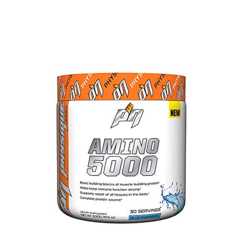 Physique Nutrition Amino 5000 - Blue Raspberry