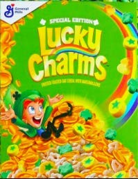 Lucky Charms Special Edition (2 pack)