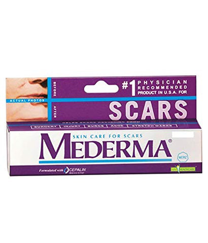 Mederma Skin Care Gel For Scars,Acne,Stretch Marks 10 Gm By Mederma