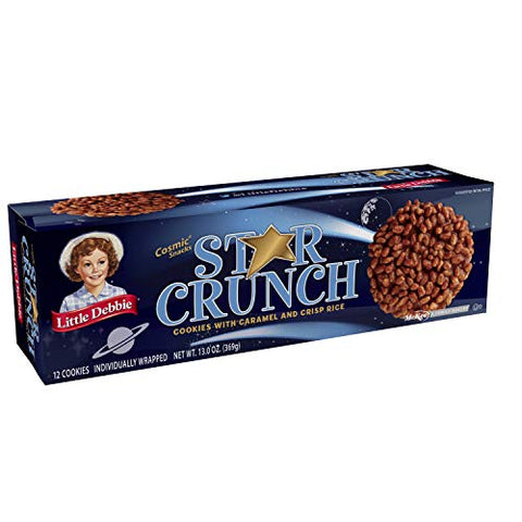 Little Debbie Star Crunch - 4 Pack
