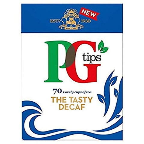 Tasty Decaf 70 Pyramid Tea Bags
