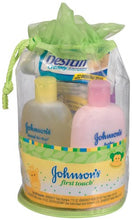 Johnson's First Touch Gift Sets (Pack of 2)