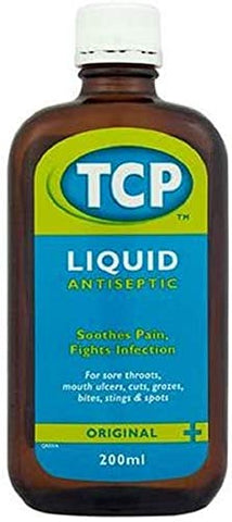 Tcp Original Antiseptic Liquid 200Ml