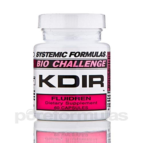 KDIR Fluidren by Systemic Formulas