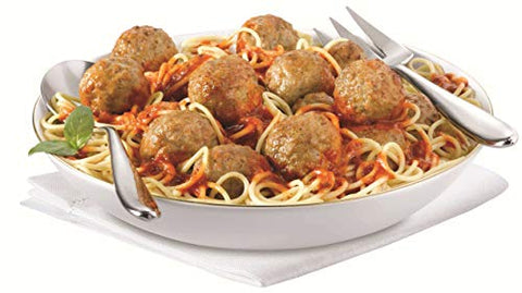 Cooked Perfect Italian Style Meatball, 5 Pound -- 2 per case.