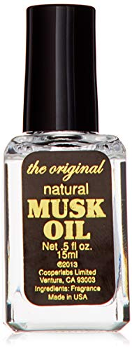 Cabot Labs Musk Oil 1/2 oz.
