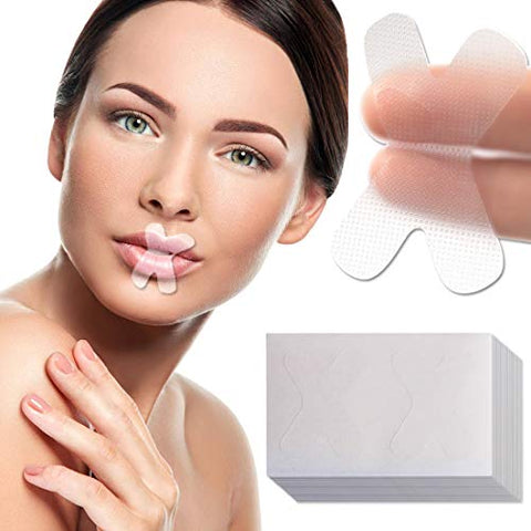 Decemen Mouth Tape for Sleeping, Anti Snore Sleep Strips Self Adhesive for Snoring Relief and Sleeping Quality Improvement, 90 PCS