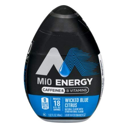 MiO Energy Wicked Blue Citrus (Pack of 2)