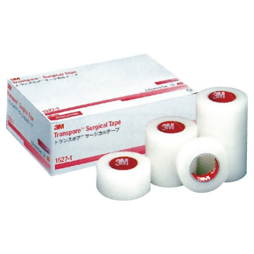 "3 M Transporeâ?¢ 1"" X 10 Yard (20) Tape (8815271) Category: Surgical Tape"