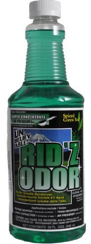 Unbelievable Rid'z Odor Super Concentrate, Spiced Green Tea 32 oz. by Core Spirit by Core Spirit