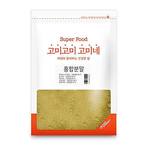 Gomine Korean Mussel Powder, 300g, Ready to Eat, ???